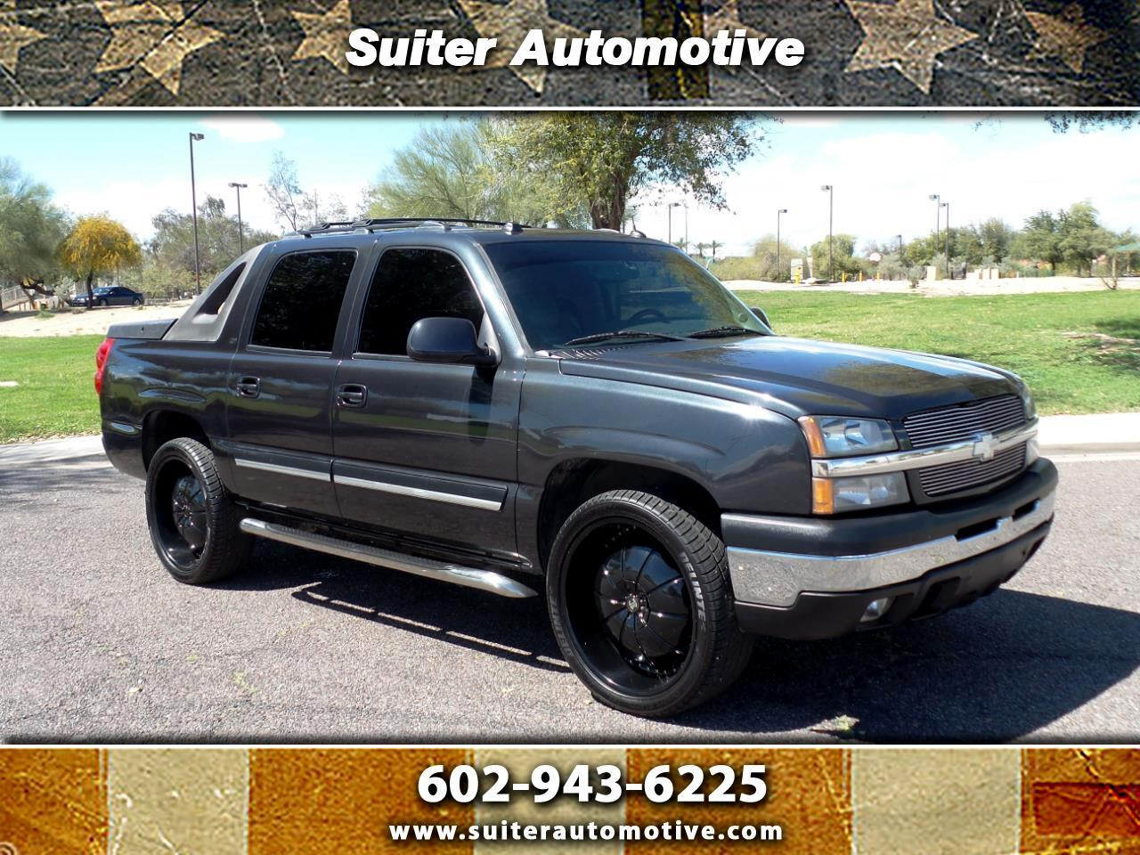 Chevrolet Avalanche 1500 2WD 2005