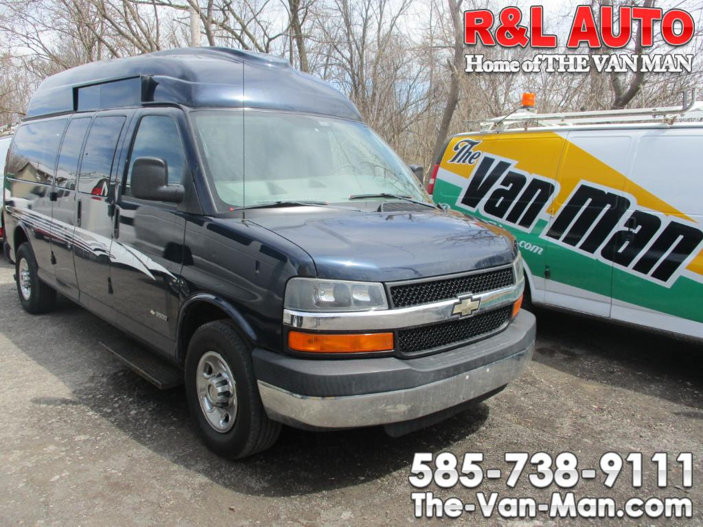 2006 Chevrolet Express RV G3500