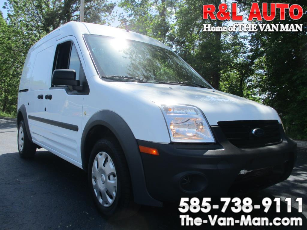 2013 Ford Transit Connect XL NO REAR GLASS