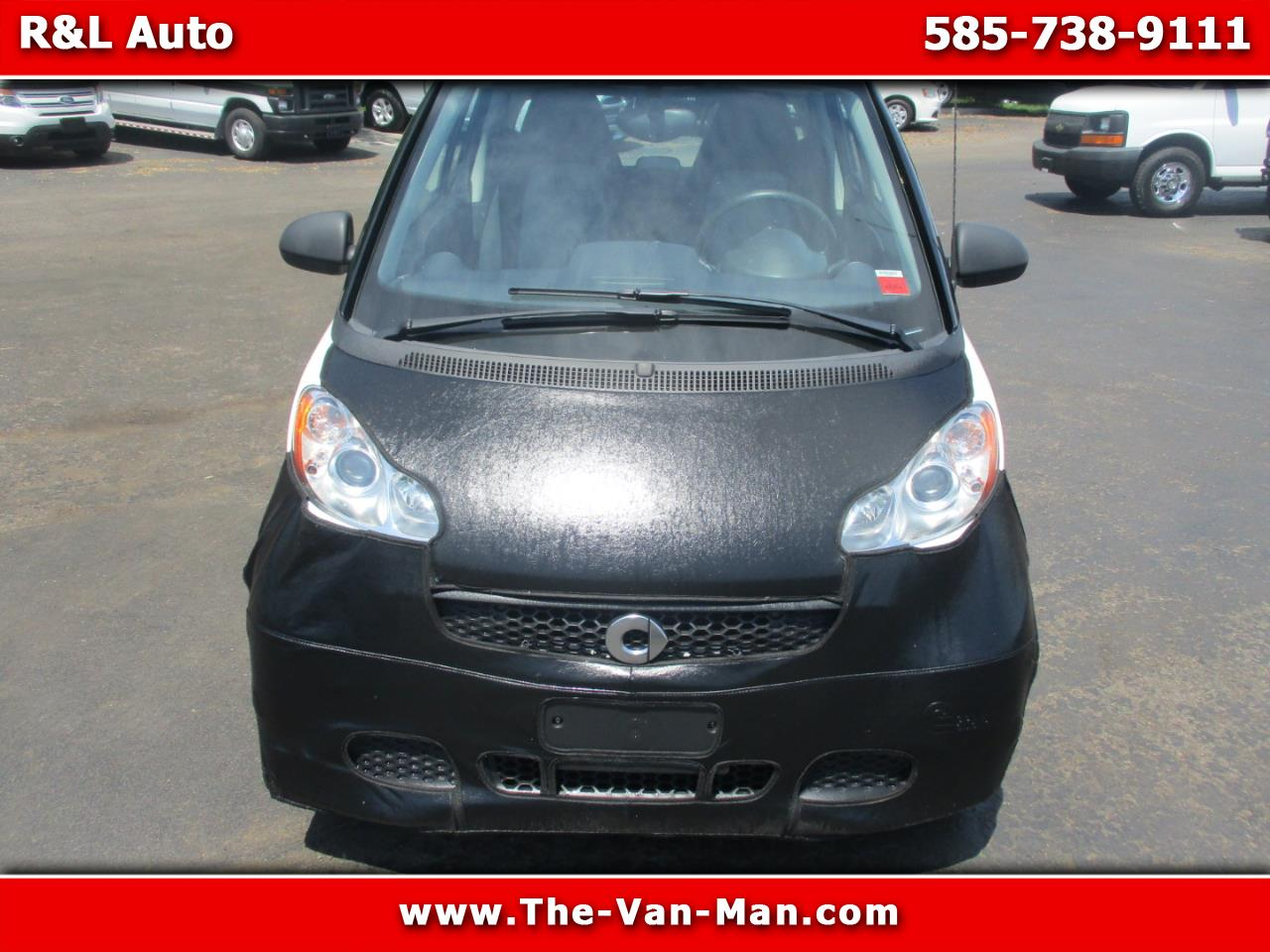 2013 smart Fortwo 2dr Cpe Prime