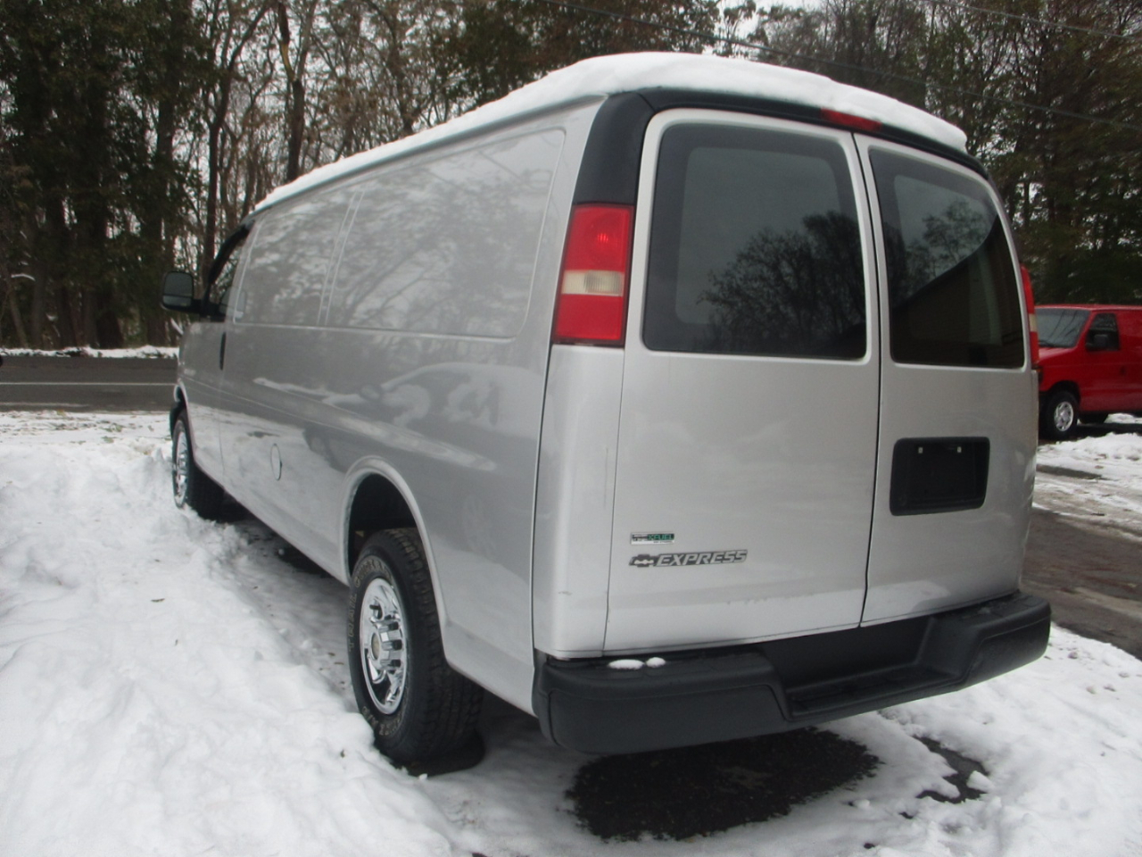 2010 Chevrolet Express 2500 Cargo Extended