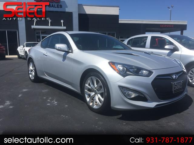 2015 Hyundai Genesis Coupe 3.8 8AT