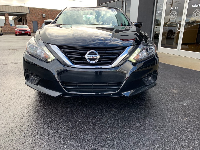 2017 Nissan Altima 2017.5 2.5 SR Sedan