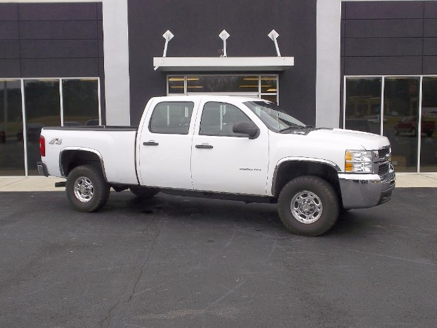 2010 Chevrolet SILVERADO 2500 HEAVY DUTY