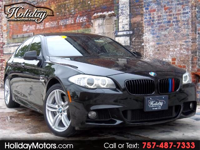 2011 BMW 5-Series 550xi M Sport