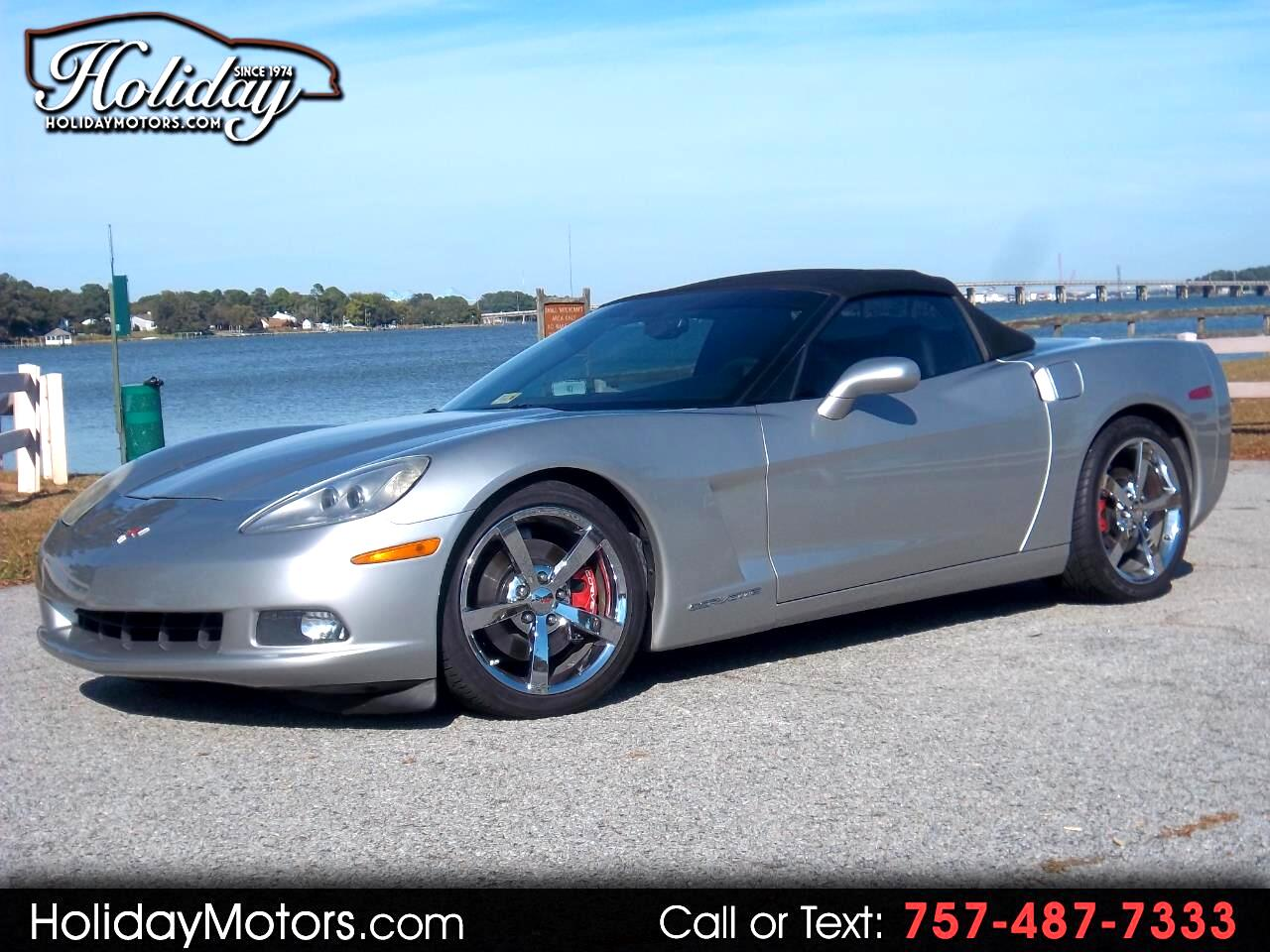 2005 Chevrolet Corvette 2dr Convertible