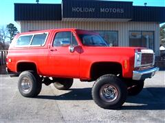 1980 Chevrolet C/K
