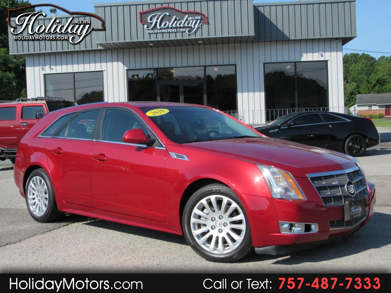 2010 Cadillac CTS Wagon 5dr Wgn 3.6L Premium RWD