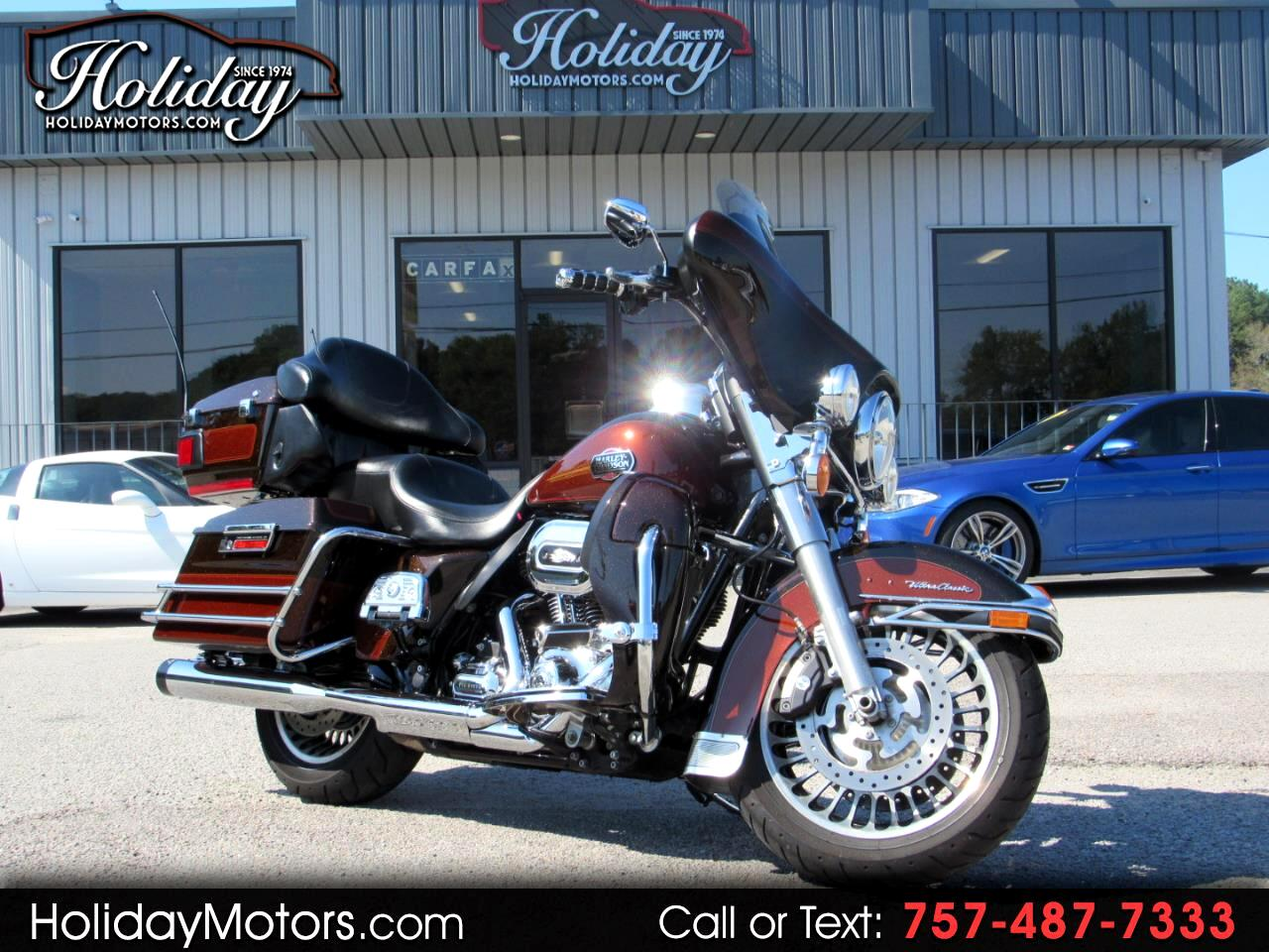 Harley-Davidson Ultra Classic  Electra Glide  2010