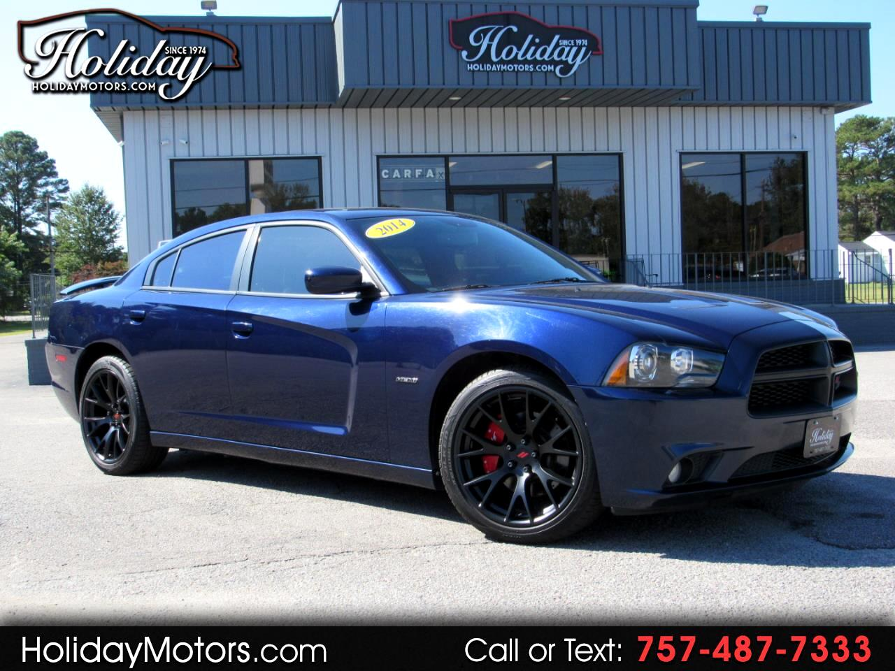 Dodge Charger 4dr Sdn Road/Track RWD 2014