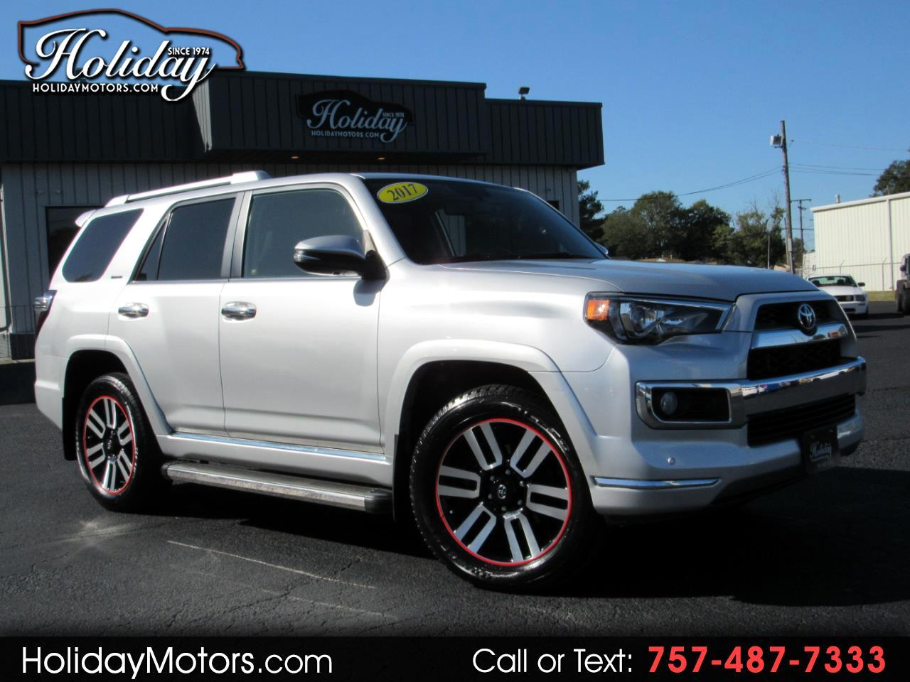 Toyota 4Runner Limited 4WD (Natl) 2017