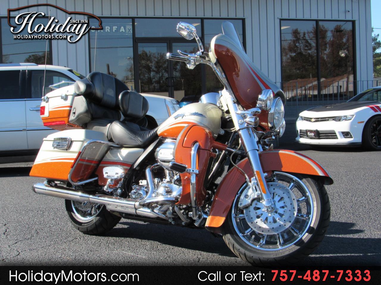 Harley-Davidson CVO Ultra Classic Electra Glide  2009