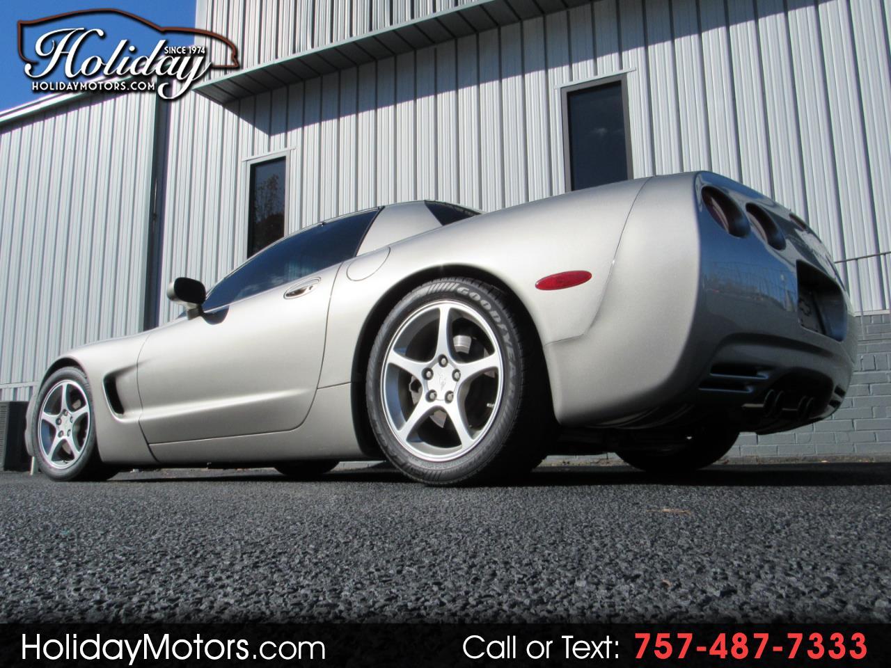 Chevrolet Corvette 2dr Hardtop 2000