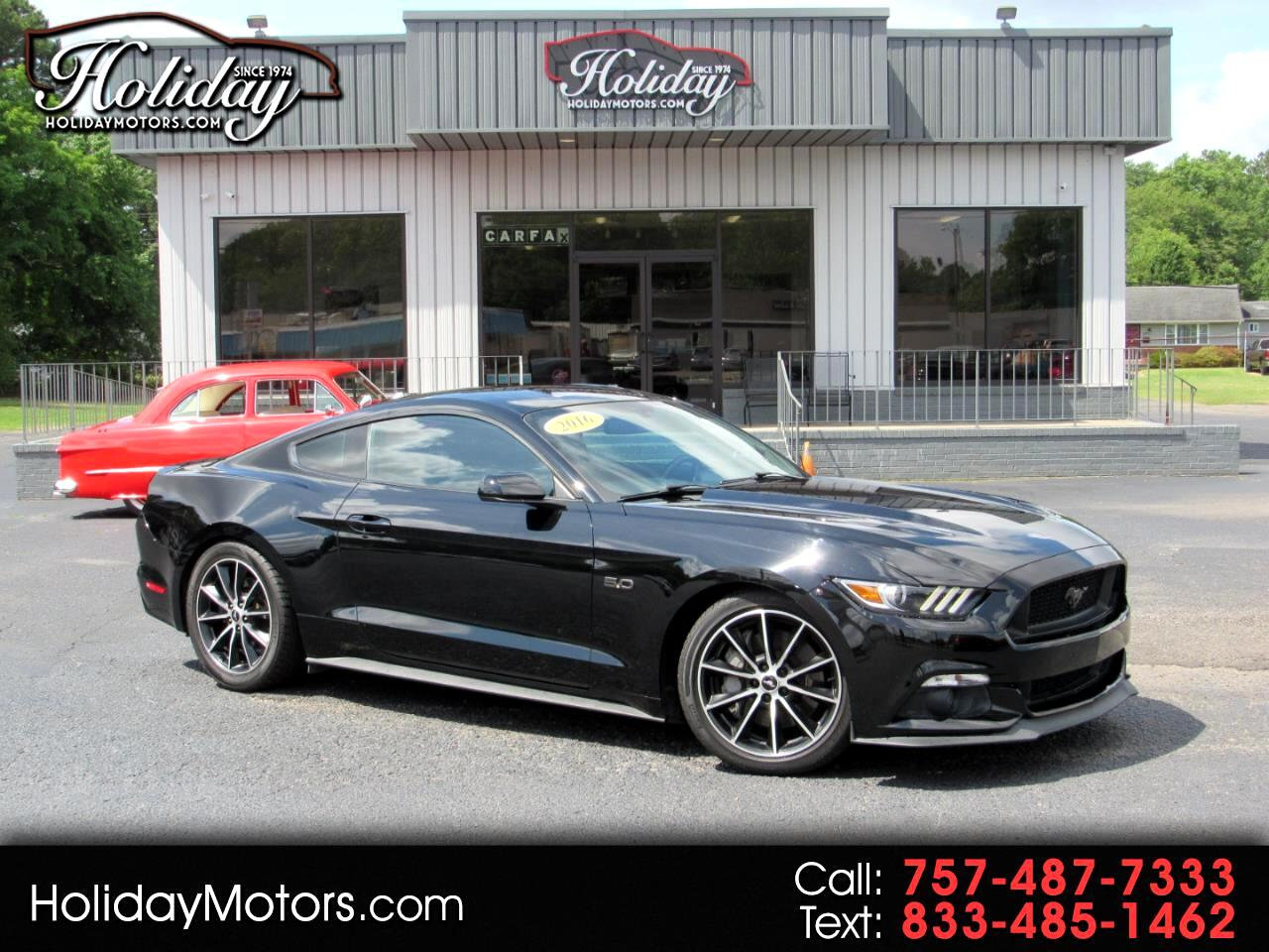 Ford Mustang 2dr Fastback GT 2016