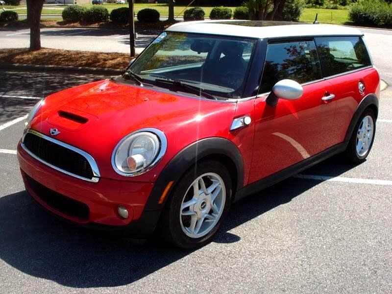 Used Tires Greensboro Nc >> Used 2009 Mini Clubman S For Sale In Greensboro Nc 27407