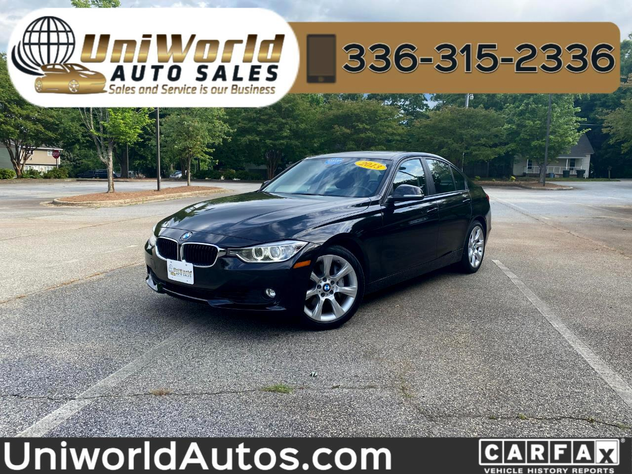 BMW 3 Series 4dr Sdn 335i RWD South Africa 2013