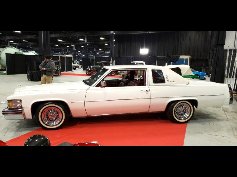 1978 Cadillac Coupe De Ville Base