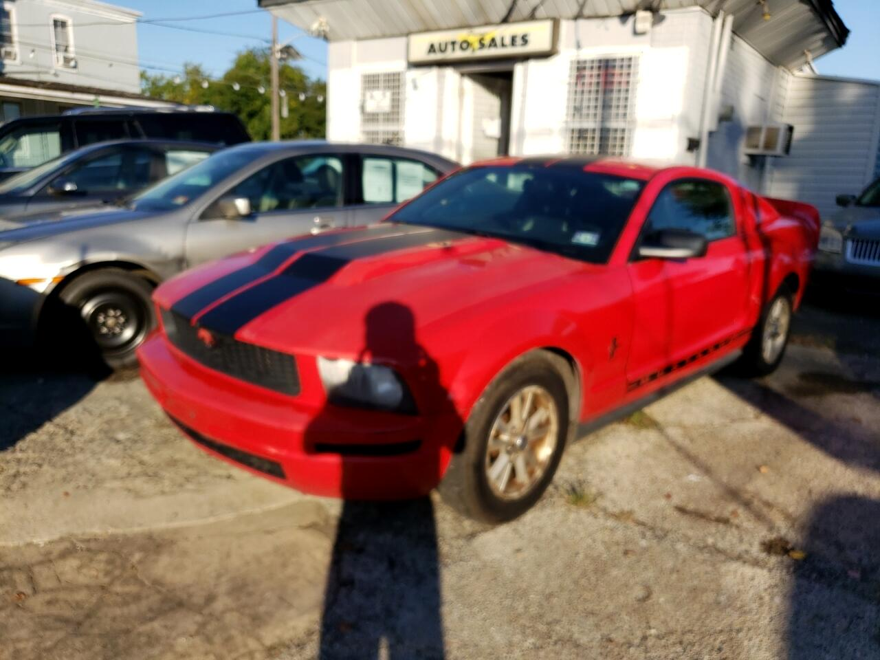 2006 Ford Mustang V6 Standard