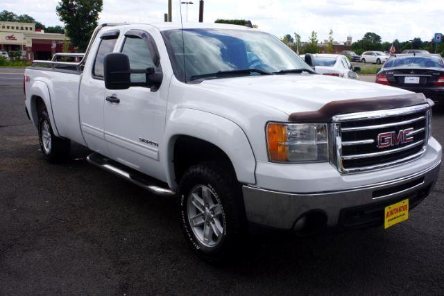 2013 GMC Sierra 1500 SLE Ext. Cab Long Box 4WD