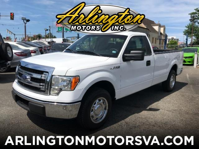 2013 Ford F-150 XL 8-ft. Bed 2WD