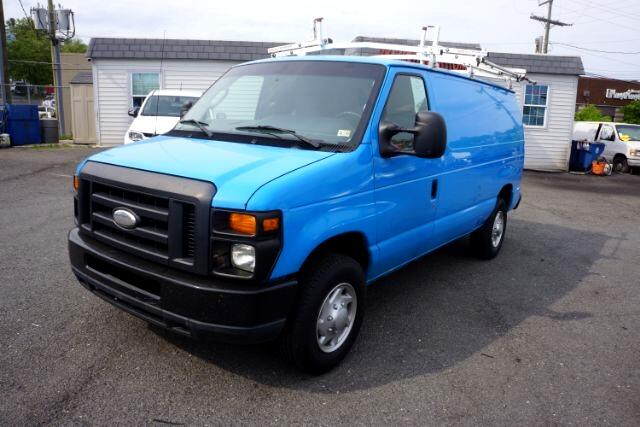 Ford Econoline Cargo Van E-350 Super Duty Recreational 2013