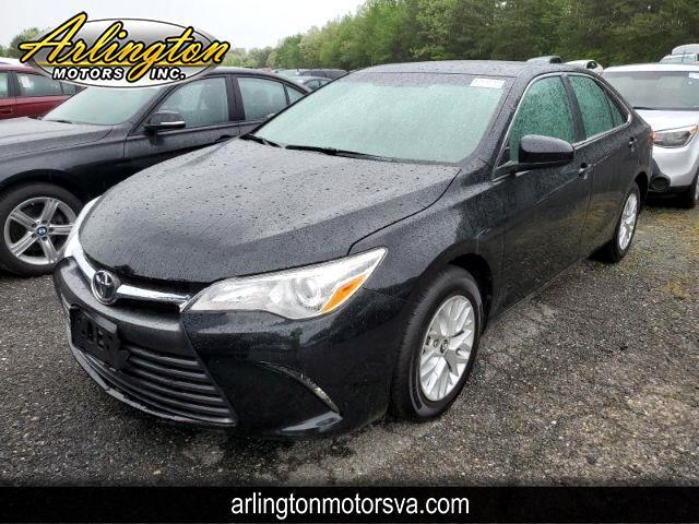 Toyota Camry XLE Auto (Natl) 2017