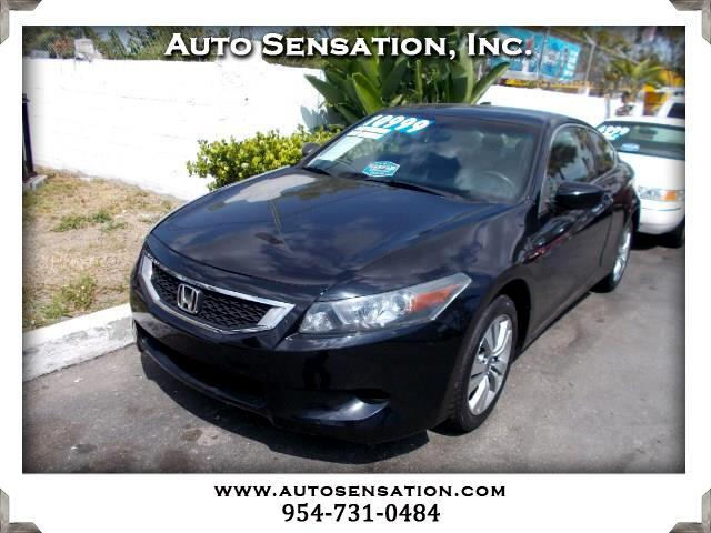 2010 Honda Accord LX-S Coupe AT