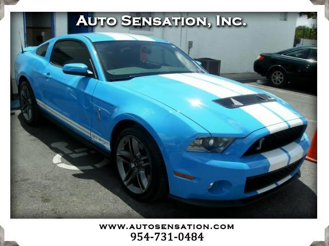 2010 Ford Shelby GT500 Coupe