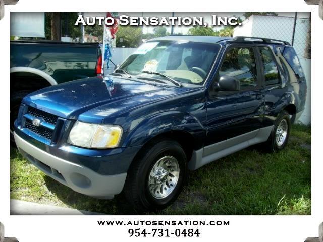 2001 Ford Explorer Sport 2dr 102