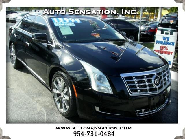 2014 Cadillac XTS 4dr Sdn Livery Package FWD
