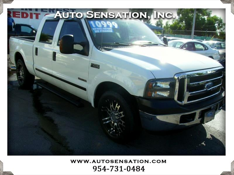 "2004 Ford Super Duty F-250 Crew Cab 156"" King Ranch"