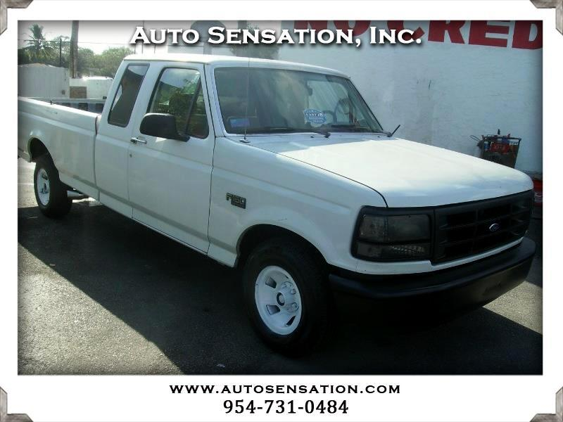 1992 Ford F-150 Supercab