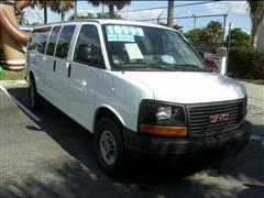 2008 GMC Savana Passenger