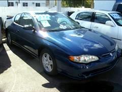 2004 Chevrolet Monte Carlo