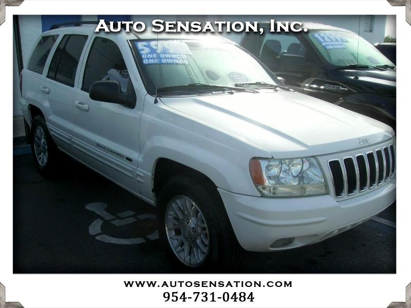 2002 Jeep Grand Cherokee 4dr Limited