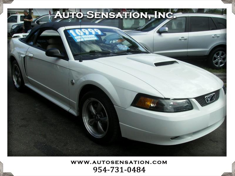 2004 Ford Mustang 2dr Conv GT Deluxe