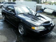 1997 Ford Mustang
