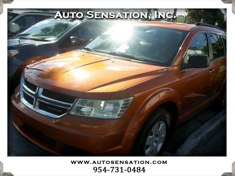 2011 Dodge Journey FWD 4dr Express