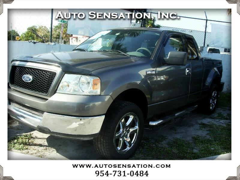 "2004 Ford F-150 Supercab Flareside 145"" XLT"