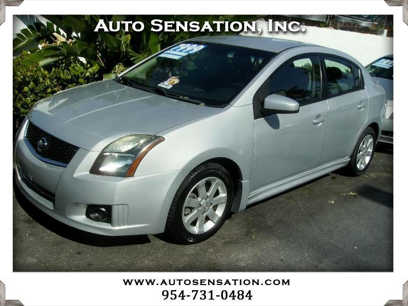 2010 Nissan Sentra 4dr Sdn I4 CVT 2.0