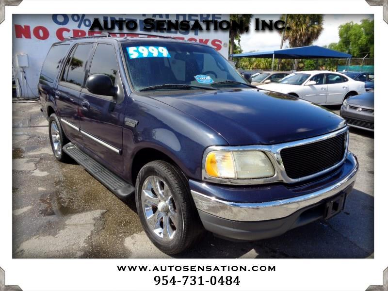 "Ford Expedition 119"" WB XLT 2000"