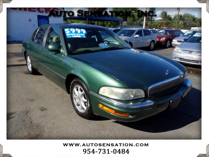 2003 Buick Park Avenue 4dr Sdn
