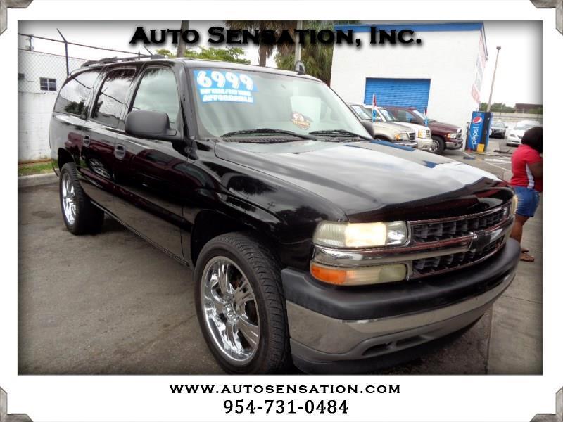 2006 Chevrolet Suburban 4dr 1500 2WD LS