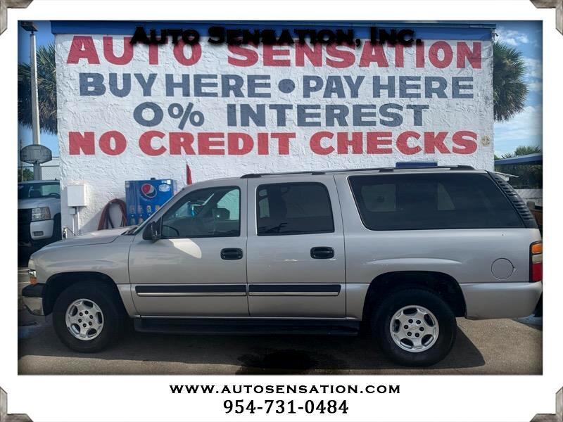 Chevrolet Suburban 4dr 1500 LS 2004
