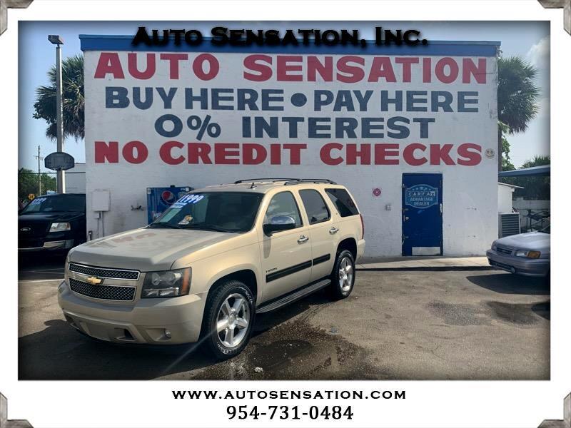 Chevrolet Tahoe 2WD 4dr 1500 LT 2011
