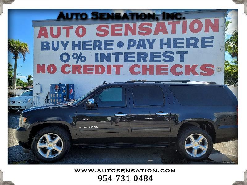 Chevrolet Suburban 2WD 4dr 1500 LT 2011
