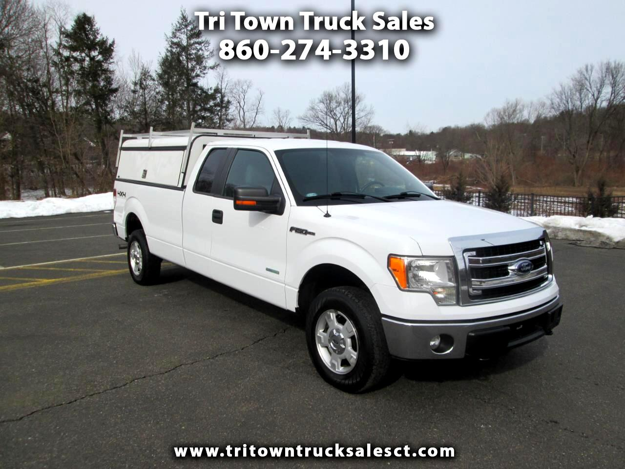 2014 Ford F-150 XLT SuperCab 8-ft. Bed 4WD