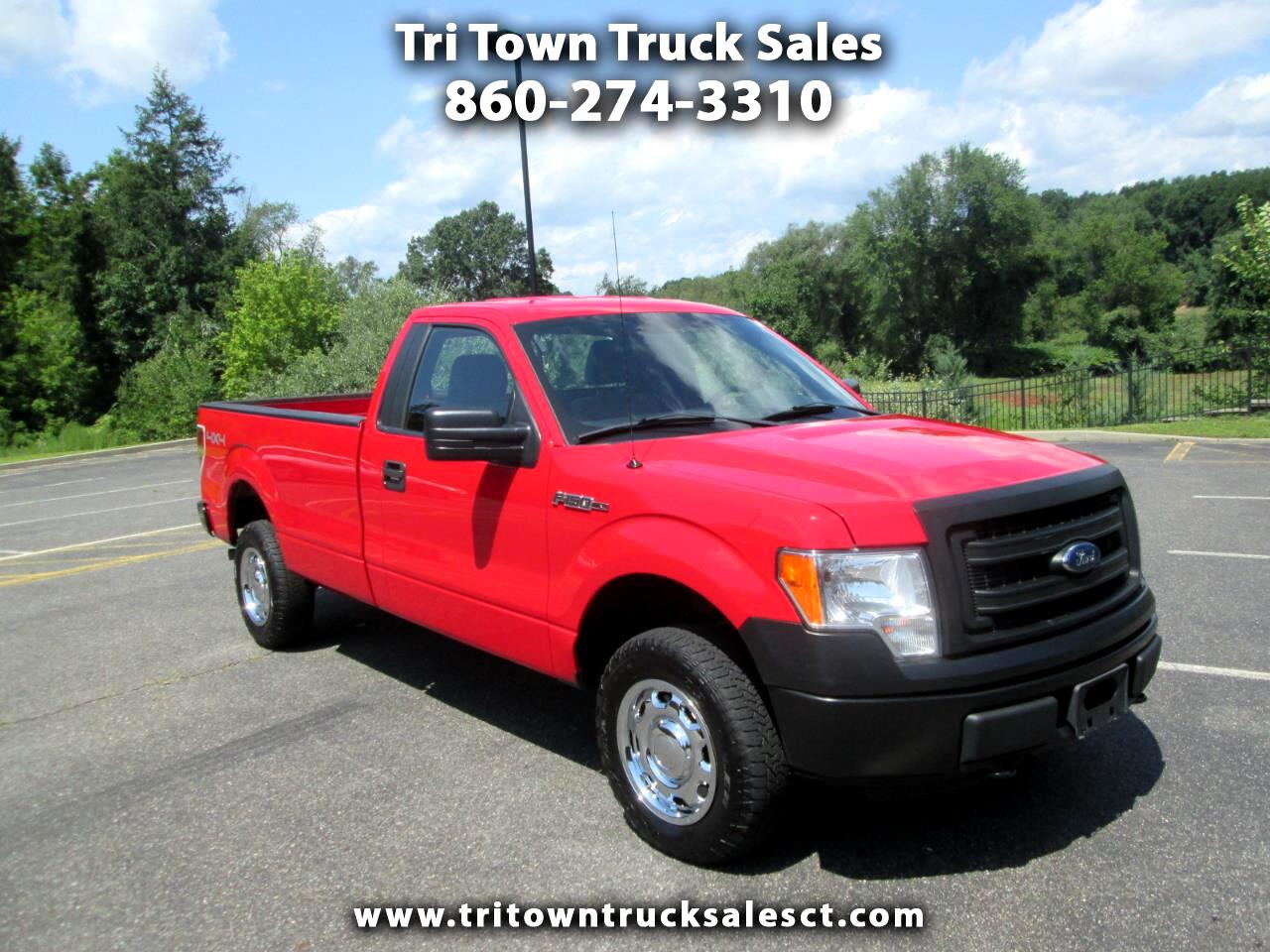 2014 Ford F-150 XL 8FT BED4X4