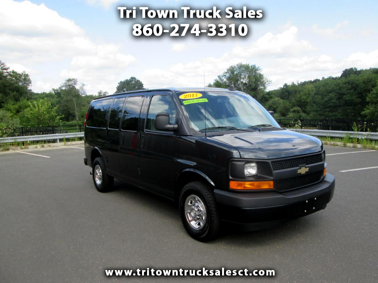 2017 Chevrolet Express LS 2500