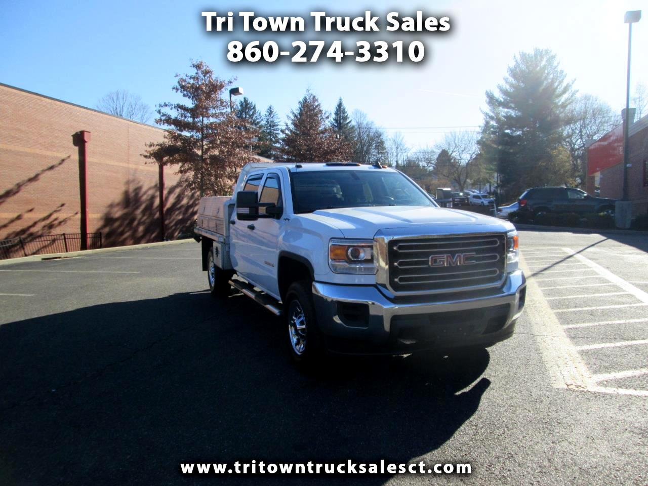 GMC Sierra 3500HD Base Crew Cab 4WD 2016